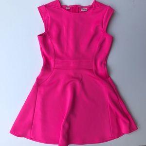 baker by ted baker | girls hot pink scuba dress
